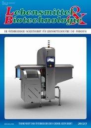 Heft 03, 2012 PDF-Download - Österreichische Chemie-Zeitschrift