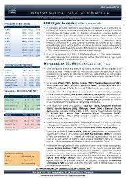 30/04/2013 Informe diario de mercados de Saxo Bank Los futuros ...
