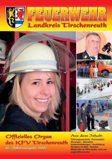 ehrungen · personalien - Kreisfeuerwehrverband Tirschenreuth
