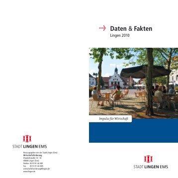 Daten & Fakten - Gewerbepark Lingen
