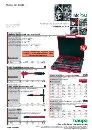Productos y novedades PDF - Haupa