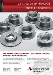 Meritor Brake Discs_D