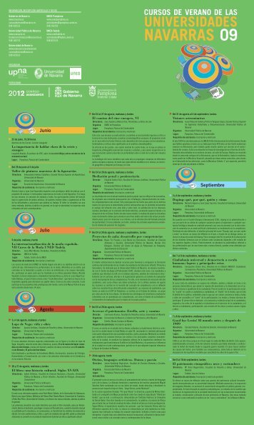 Programa - Navarra