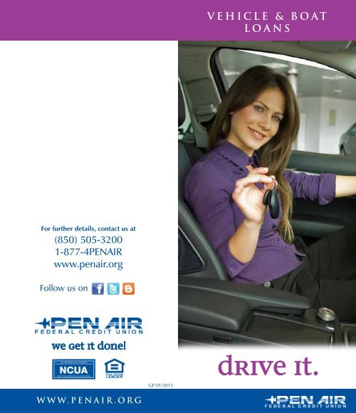 Pen Air Loans