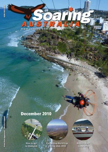 December - Hang Gliding Federation of Australia