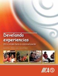 Develando experiencias - Instituto Interamericano de Cooperación ...