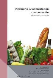 Dicionario de alimentación e restauración - Real Academia Galega