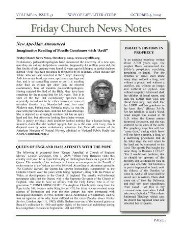 pdf version - Way of Life Literature