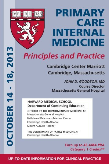 PRIMARY CARE INTERNAL MEDICINE