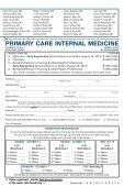 PRIMARY CARE INTERNAL MEDICINE - Page 7