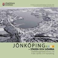 Stadsbyggnadsvision 2.0 - Jönköpings kommun