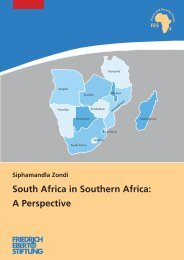 South Africa in Southern Africa : a perspective - TradeMark Southern ...