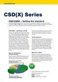 CSD/CSDX 45–90 kW - Kaeser Compressors - Page 2