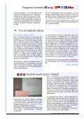 Status fra deltagermøde i London Indflydelse… - EPEA - Page 2