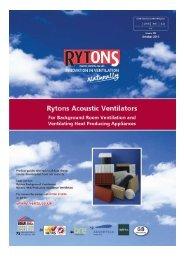 Ryton Vents - F R Scott Ltd