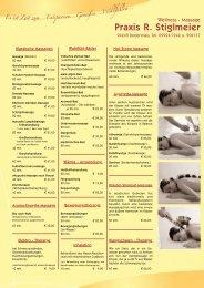 Praxis R. Stiglmeier - Wellness - und Familienhotel Waldesruh