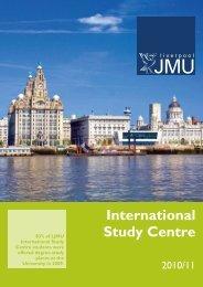 International Study Centre - Study Group