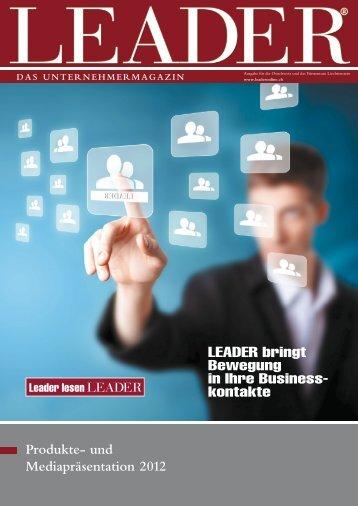 LEADER bringt Bewegung in Ihre Business- kontakte