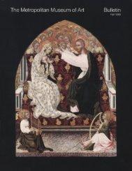 Giovanni di Paolo: The Metropolitan Museum of Art Bulletin, v. 46 ...