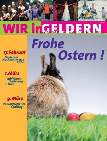 2008 - WIR in Geldern