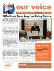 Our Voice - Winter 2013
