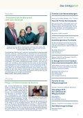 Das GinkgoBlatt - Ausgabe Winter 2011 - SeniVita - Page 3