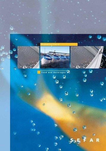 Aquaculture - SEFAR