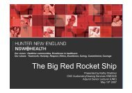 The Big Red Rocket Ship - ARCHI