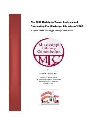 The 2009 Update to Trends Analysis and ... - Moya K. Mason