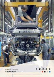 Automotive (PDF, 836 kb) -  SEFAR