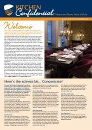 Restaurant News 01 April 2010 - Hi-Life Diners Club
