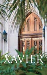 NEW ORLEANS - Xavier University of Louisiana