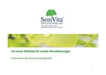 Profil - SeniVita