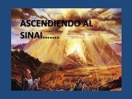 la cuenta del Omer. - Desde el monte de Efraim