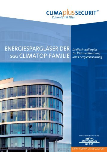 Prospekt Energiespargläser - Der Fensterladen