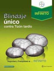 Folleto Infinito - Bayer CropScience Mexico