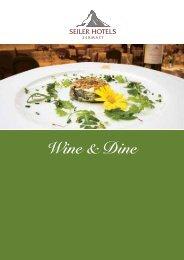 Wine & Dine - Riffelalp Resort 2222m