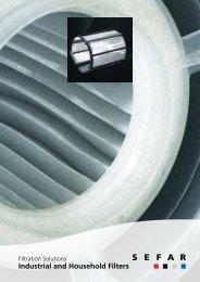 Industrial and Household Filters - SEFAR