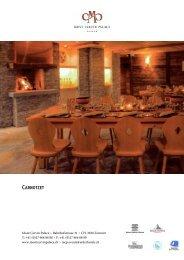CARNOTZET - Seiler Hotels Zermatt