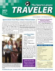 Read Online Now - Sports Leisure Vacations