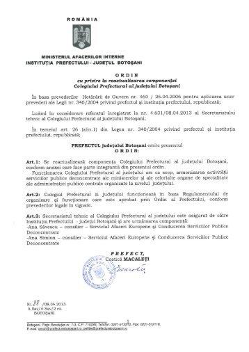 ministerul afacerilor interne