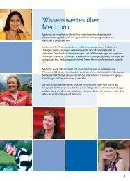 Wissenswertes über Medtronic