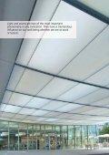 Architecture LightFrame – Modular fabric ceilings - SEFAR - Page 2