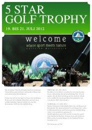 19. bis 21. Juli 2012 - Hotel Monte Rosa