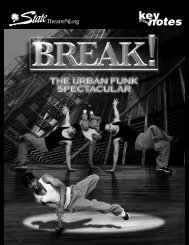 Break! - State Theatre
