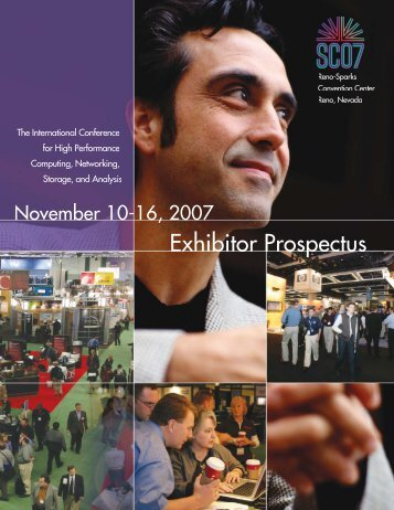 to view the Exhibitor Prospectus - SC07