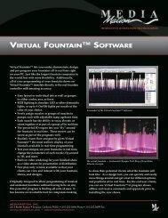 Cut Sheet (PDF) - Mediamation