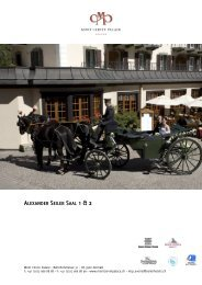 ASS 1-2 - Seiler Hotels Zermatt