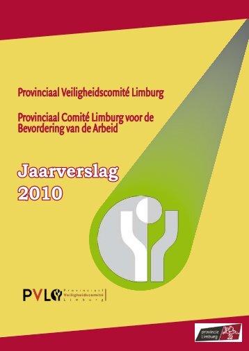 Jaarverslag 2010 - BeSWIC