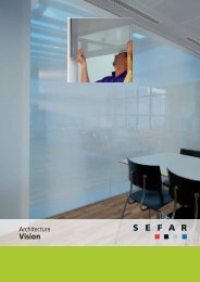 Architecture VISION – Kreatives Glas-Design - SEFAR